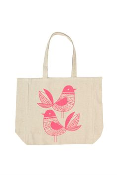 paper birds tote | Cotton On