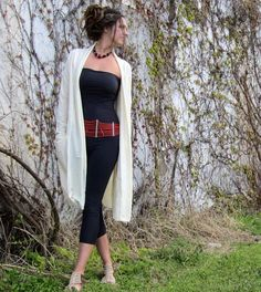 Love me 2 times Below Knee leggings locally by gaiaconceptions, $85.00