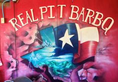 Check out The Real Pit Bar-B-Q near Canyon Lake, TX.  Pick up a few pounds of oak-smoked brisket from the outdoor walk-up counter, along with family-size cartons of potato salad and baked beans. The meal will make for an easy riverside picnic lunch. One customer says she travels 30 miles for The Real Pit's smoke-crusted brisket, partly because it's so tasty and partly for the leisurely drive,