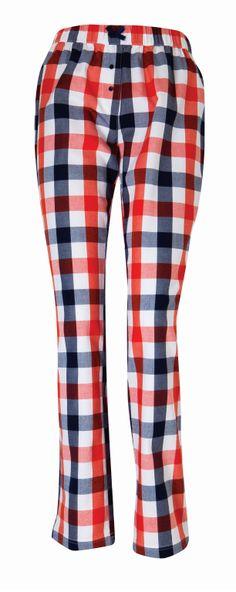 Pantalon Pyjama 100% coton. Différents coloris. Du S au XXL : 14,90 €. - Collection Automne Hiver 2016