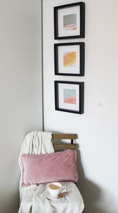 Floating Nightstand, Magazine Rack, Decorating Ideas, Cabinet, Storage, Table, Furniture, Home Decor, Floating Headboard