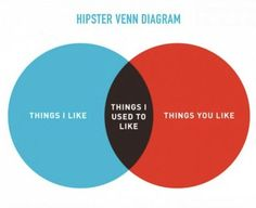 making fun of hipsters is funny