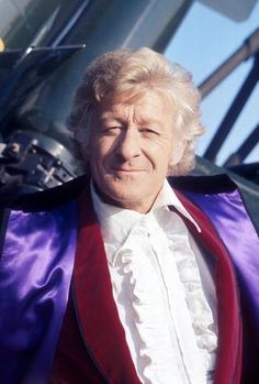 The Doctor that ruled the roost when I discovered the series, Jon Pertwee... have to say that he & Tennant are my favorites (in that order).