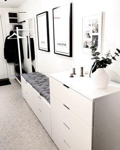 Room Interior, Interior Design Living Room, Hallway Decorating, Decorating Games, New Room, Home Remodeling, Bedroom Decor, Ikea Bedroom, Bedroom Furniture