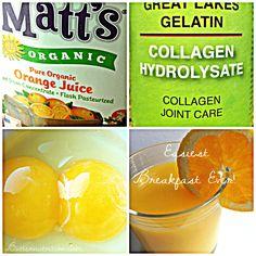 Anti-inflammatory Orange Julius | Butter Nutrition