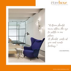 Etreluxe introduces a look on the classic Wing chairs. The Wing lounge chair is a statement of comfort and elegance. #Armchair #Modernlivingroom #Exclusivearmchairseating #Contemporaryarmchair #Designerarmchair #Modernarmchair #Luxuryarmchair #Interiordesigning #TurnkeyInterior #Moderndesign #furniture #Contemporarydesign #Hiendfurniture #trendyfurniture #trendyinterior #Minimalisticinterior Contemporary Armchair, Contemporary Design, Modern Design, Trendy Furniture, Luxury Furniture, Wing Chairs, Minimalist Interior, Wings, Lounge