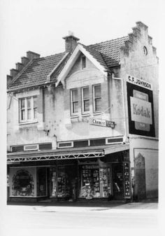 Elsternwick Ripponlea. Brinsmead Pharmacy 23 Glen Eira Rd. [picture] , State Library of Victoria
