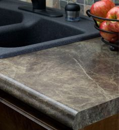 Merveilleux #VT Dimensions; Countertops Take The Look Of Natural Surfaces And Combines  It With The