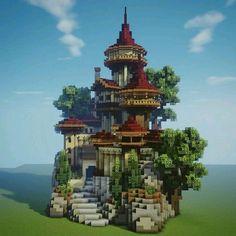Minecraft Pixel, Minecraft House Plans, Minecraft Mansion, Minecraft Cottage, Cute Minecraft Houses, Minecraft House Designs, Amazing Minecraft, Minecraft Blueprints, Minecraft Crafts