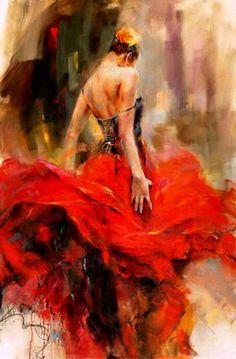 peinture by Anna Razumovskaya