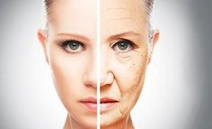 In the process of ageing, the skin ages as well, and its elasticity and tightness are gradually reduced.