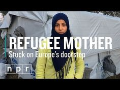 'Europe Does Not See Us As Human': Stranded Refugees Struggle In Greece : Parallels : NPR