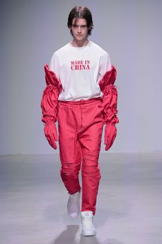 Hottest new menswear labels