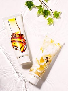HACCI -- honey shampoo & conditioner