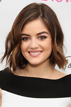 Lucy Hale Pretty Little Liars Interview - Lucy Hale Blow Pro ...