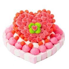 Gateau bonbon Le Coeur Relief