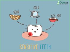 Need help dealing with your sensitive teeth? Book an appointment now at Dentist Mumbai  http://www.dentzz.com/