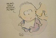 Great breastfeeding cartoon!