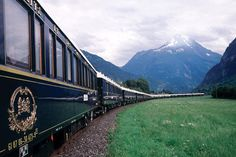 Overnight train through Europe