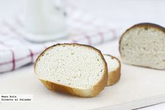 Pan exprés para torrijas. Receta de Semana Santa