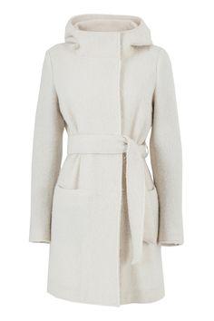 Cappotto bianco - Collezione invernale Tonello Donna 9fb6d7dec9c