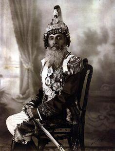 Maharaja Sri Teen Chandra Shamsher Jang Bahadur Rana  By Rohit Sonkiya