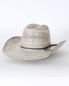 Tuf Cooper™ By American Hat Company® 2-Tone Straw Hat