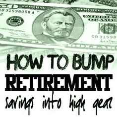 Where to put your retirement savings