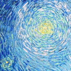 Vincent van Gogh Road with Cypresses (detail)