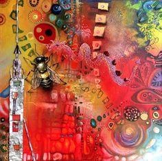 ABSTRACT Original Painting by south african artist, Cherie Roe Dirksen Africa Painting, Zebra Painting, Acrylic Painting Canvas, Acrylic Spray, Original Paintings, Original Art, Art Paintings, South African Artists, Art Portfolio