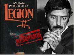 LEGION William Peter Blatty (reseña) | Cazador de Libros - YouTube