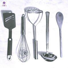 Jak posprzątać… Przybory kuchenne | PORZĄDKOODPORNA