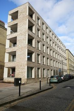 13no. dwellings - Darbishire Place by Niall McLaughlin Architects