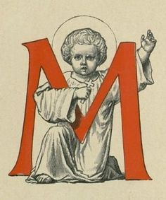 Baby Jesus Alphabet- Catechesis for children
