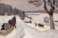Hunters In The Snow, Pieter Bruegel The Elder, Galerie D'art, France, Naive, Winter, Outdoor, Paintings, Landscapes