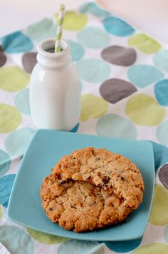 Cornflake Chocolate Chip Marshmallow Cookies by Pink Parsley Blog, via Flickr