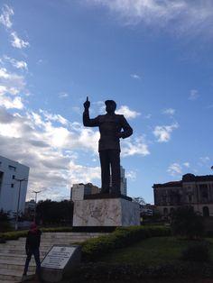 Samora Machel, Maputo, Mozambique