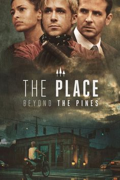 The Place Beyond the Pines movie poster - #poster, #bestposter, #fullhd, #fullmovie, #hdvix, #movie720pA motorcycle stunt rider considers committing a crime in order to provide for his wife and child, an act that puts him on a collision course with a cop-turned-politician.
