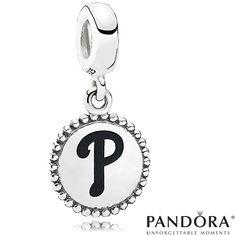Philadelphia Phillies MLB Dangle Unforgettable Moment Charm by PANDORA® Jewelry - MLB.com Shop
