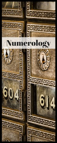 Discover the ancient art of Numerology. With the numerology calculator you can easily work out your numbers and get the meaning. Come have a look!