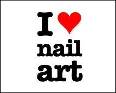 nail art sign - Google Search