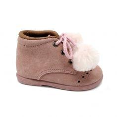 Suaves Zapatos De Cuero Del Beb/é Poco Estrellas Crema 6-12 meses