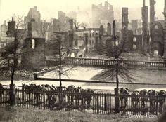Ruins of Richmond, VA, 1865.