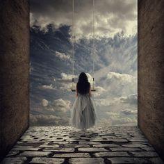 Surreal #Photo #Manipulations by Maja Vuckovic <<< repinned by www.BlickeDeeler.de