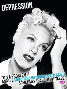 P!nk quotes