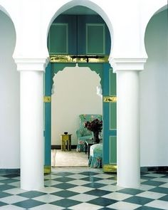 YSL Morocco