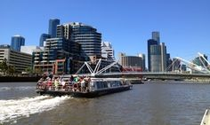 Groupon - One-Hour Sightseeing Cruise - One ($ 13), Two ($25) or Family of Four ($39) at Melbourne River Cruises (Up to $68 Value) in Melbourne. Groupon deal price: $13