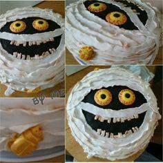 Dummy de mummie taart
