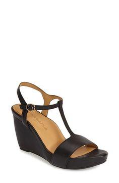 L'Amour des Pieds'Idelle' Platform Wedge Sandal (Women) available at #Nordstrom