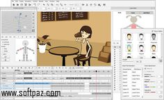 Get the Reallusion CrazyTalk Animator software for windows for free download with a direct download link having resume support from Softpaz - https://www.softpaz.com/software/download-reallusion-crazytalk-animator-windows-183036.htm - just click the download button on that page